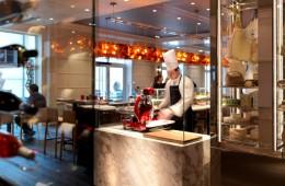 CottoCrudo Restaurant and Bar at Four Seasons Hotel, Prague
