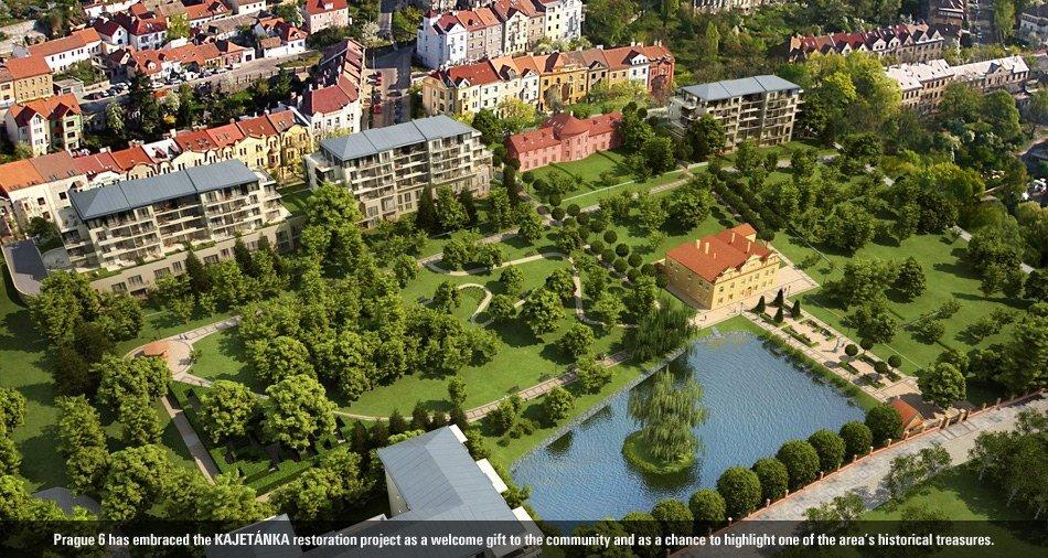 Kajetánka Luxury Apartments, Prague 6, Brevnov | McCarthy